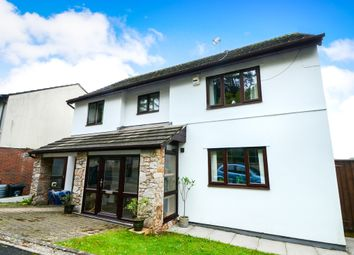 Thumbnail 5 bedroom detached house for sale in Bunting Close, Ogwell, Newton Abbot