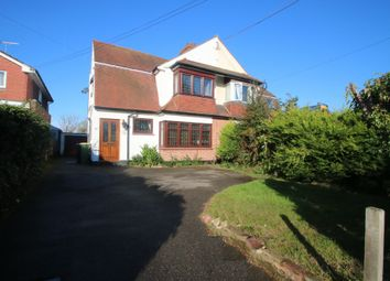 Thumbnail 3 bed semi-detached house for sale in Fountain Lane, Hockley