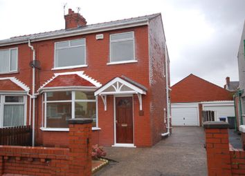 Thumbnail 3 bed semi-detached house to rent in Abbeyville, Blackpool