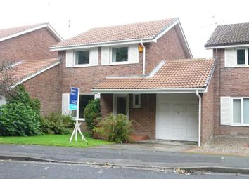 Thumbnail 3 bed detached house to rent in Greencroft, Penwortham, Preston