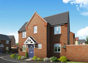 """Thumbnail 3 bed property for sale in """"The Crimson"""" at Mansfield Road, Tibshelf, Alfreton"""