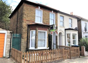 Thumbnail 3 bed semi-detached house for sale in Harewood Road, Colliers Wood, London