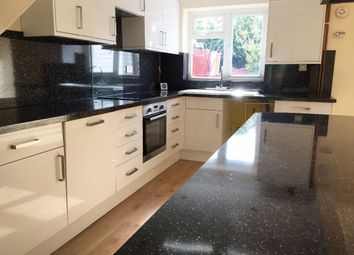 Thumbnail 3 bed terraced house to rent in Binstead Close, Crawley