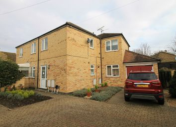 Thumbnail 2 bed flat to rent in Barringer Court, London Street, Godmanchester