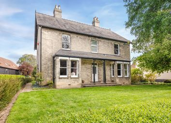 Thumbnail 4 bed detached house for sale in High Street, Whittlesford, Cambridge