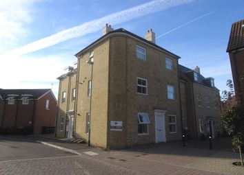 Thumbnail 1 bed flat to rent in Christie Drive, Huntingdon