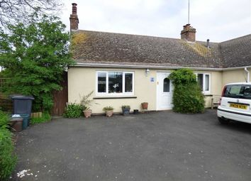Thumbnail 2 bed semi-detached bungalow for sale in The Green, Locking, Weston-Super-Mare