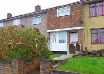 Thumbnail 3 bed terraced house for sale in Taunton Road, Huyton, Liverpool