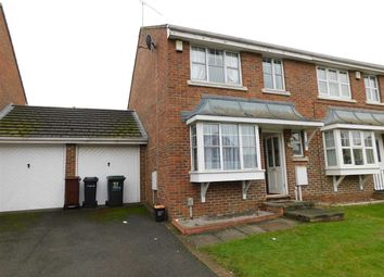 Thumbnail 3 bed semi-detached house to rent in Damigos Road, Gravesend