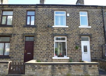 Thumbnail 4 bedroom terraced house for sale in Wood Street, Longwood, Huddersfield