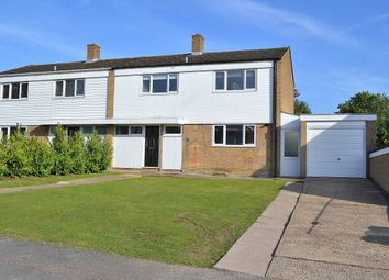 Thumbnail 4 bed semi-detached house for sale in Copse Hill, Harlow