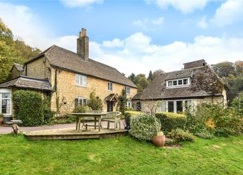 Thumbnail 5 bedroom detached house for sale in Leckhampton Hill, Cheltenham, Gloucestershire