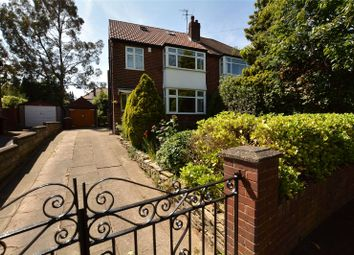 Thumbnail 5 bed semi-detached house for sale in Becketts Park Crescent, Leeds, West Yorkshire