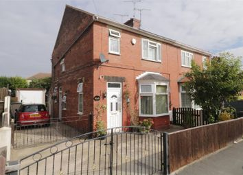 Thumbnail 3 bed semi-detached house for sale in Cowper Road, Mexborough