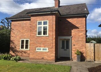 Thumbnail 3 bed detached house to rent in Hoole, Chester