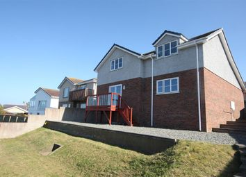 Thumbnail 4 bedroom detached house for sale in Glan Y Don Parc, Bull Bay, Amlwch