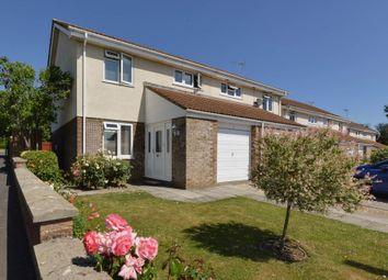 Thumbnail 3 bed semi-detached house for sale in Woburn Close, Trowbridge