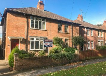 Thumbnail 3 bed semi-detached house for sale in All Saints Road, Warwick