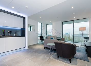 Thumbnail 1 bedroom flat to rent in Dollar Bay Place, London