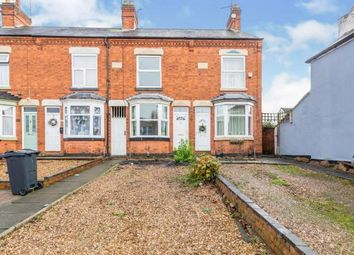 Thumbnail 2 bed terraced house for sale in Melton Road, Thurmaston, Leicester, Leicestershire