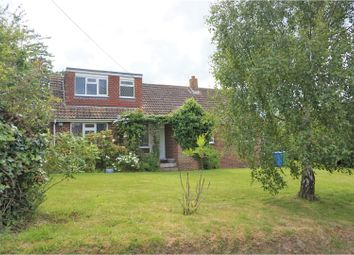 Thumbnail 5 bed detached bungalow for sale in Chestnut Wood Lane, Sittingbourne