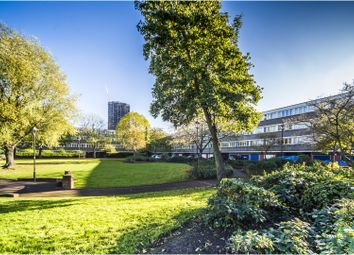 Thumbnail 3 bed flat for sale in Shalfleet Drive, London