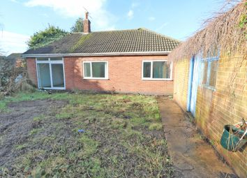 Thumbnail 2 bedroom detached bungalow for sale in Battle Green, Epworth, Doncaster