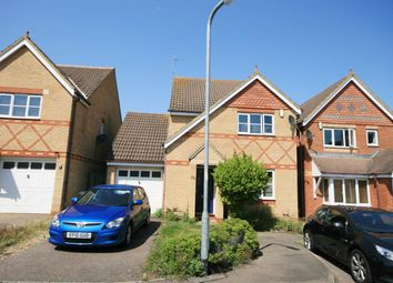 3 bed detached house to rent in Cross Brooks, Wootton, Northampton NN4
