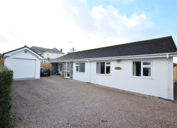 Thumbnail 4 bed detached bungalow for sale in Warwick Road, Bude, Cornwall