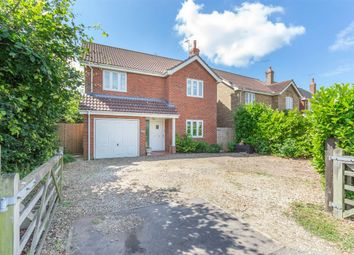 Thumbnail 4 bed detached house for sale in Greenway Lane, Fakenham