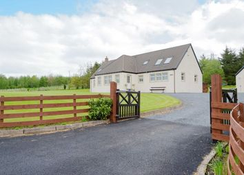 Thumbnail 4 bed detached house for sale in Near Patna, East Ayrshire