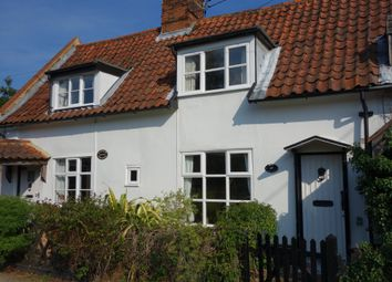 Thumbnail 2 bed cottage for sale in Mill Road, Holton, Halesworth