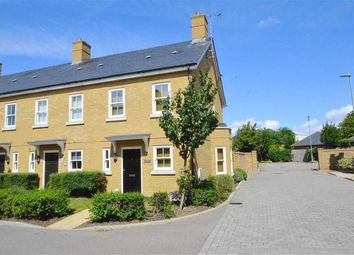 Thumbnail 2 bed end terrace house for sale in Gunners Rise, Shoeburyness, Southend-On-Sea