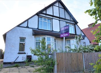 Thumbnail 2 bed semi-detached house for sale in Twydall Lane, Gillingham