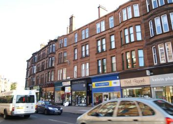3 bed flat to rent in Hyndland Road, Glasgow G12