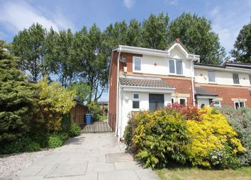 Thumbnail 3 bed terraced house to rent in Speyside Close, Whitefield, Manchester
