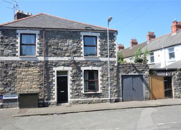 Thumbnail 3 bed end terrace house for sale in Diamond Street, Roath, Cardiff