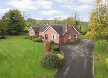 Thumbnail 3 bed detached bungalow for sale in Springfield, Slindon, Staffordshire.