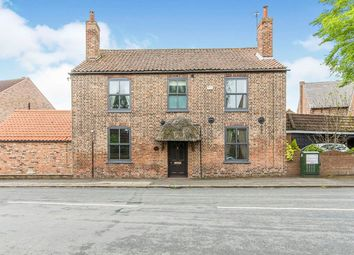 Thumbnail 4 bed detached house to rent in Church Hill, Wistow, Selby