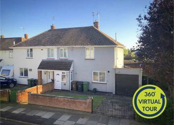 Thumbnail 3 bed semi-detached house for sale in Norton Road, Corby, Northamptonshire