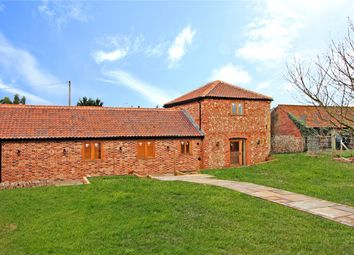 Thumbnail 3 bed barn conversion for sale in Aylsham Road, Felmingham, Norfolk