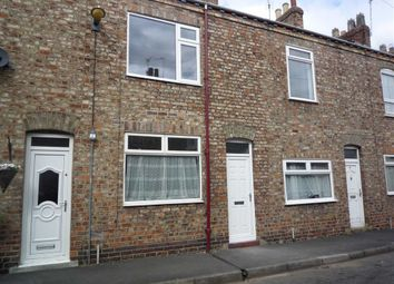 Thumbnail 1 bed terraced house to rent in Chaucer Street, York