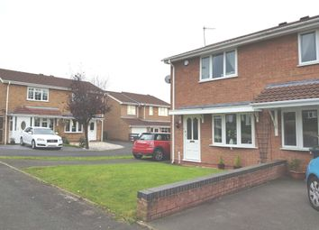 Thumbnail 2 bedroom property to rent in Brelades Close, Dudley
