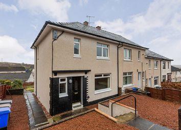 Thumbnail 3 bed semi-detached house for sale in Park Crescent, Dalmellington, East Ayrshire