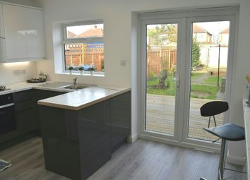 Thumbnail 2 bed semi-detached house to rent in Ashcroft Road, Chessington, Surrey