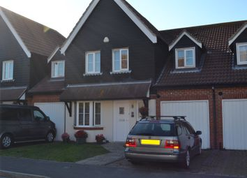 Thumbnail 4 bed terraced house for sale in The Darlingtons, Rustington, Littlehampton, West Sussex