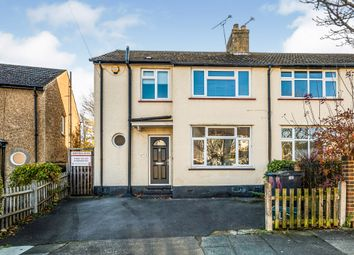 Hill Crescent, Surbiton KT5. 3 bed semi-detached house