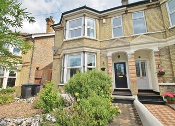 Thumbnail 4 bed semi-detached house for sale in Old Road West, Gravesend
