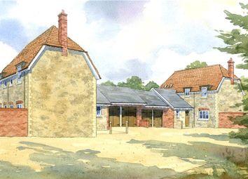 Thumbnail 4 bed link-detached house for sale in Station Road, Stalbridge, Sturminster Newton, Dorset