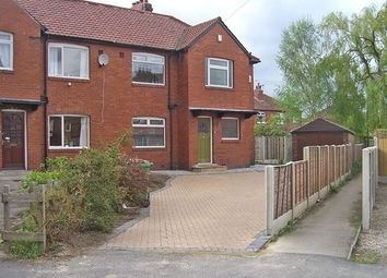 Thumbnail 3 bed semi-detached house to rent in Regina Drive, Chapel Allerton, Leeds